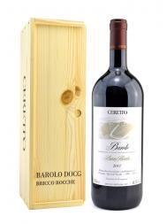 Ceretto Barolo Bricco Rocche 2011 w/box 1500ml