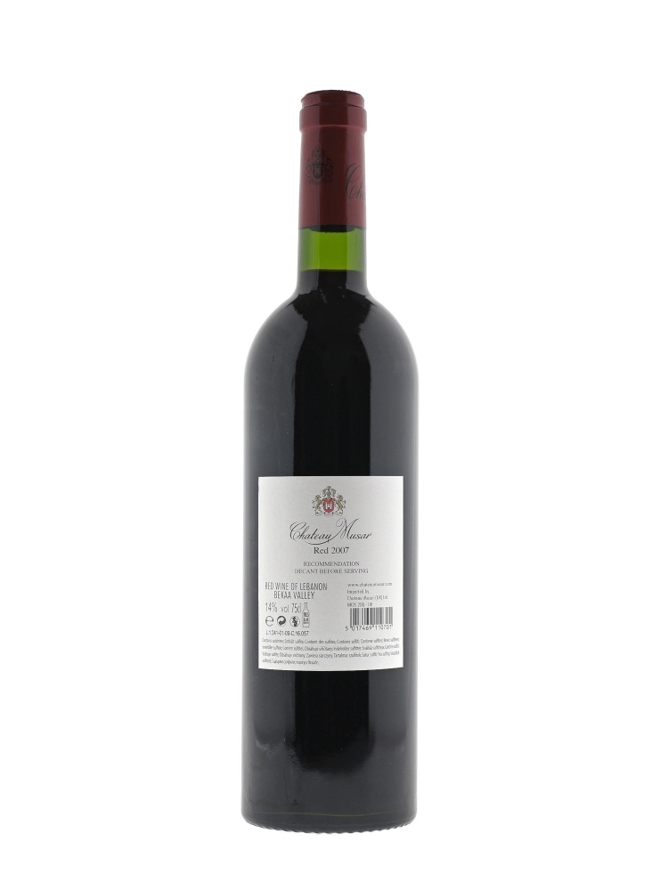 Ch.Musar 2007