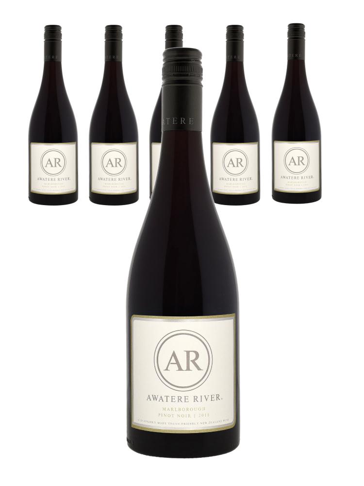 Awatere Valley Pinot Noir 2018 - 6bots
