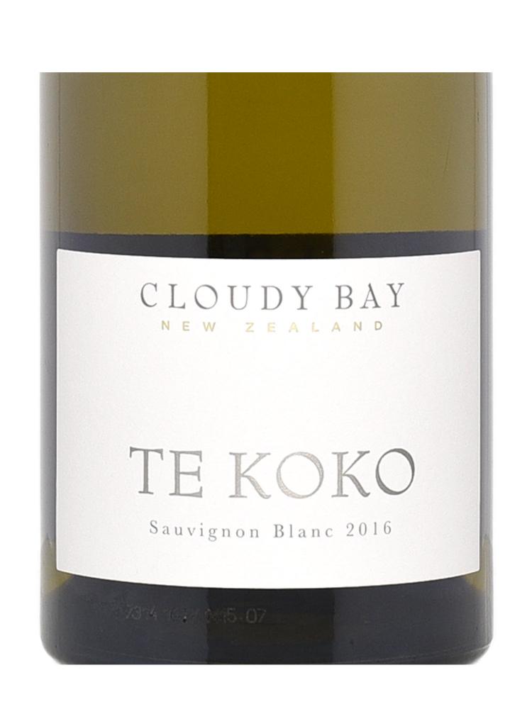 Cloudy Bay Te Koko 2016