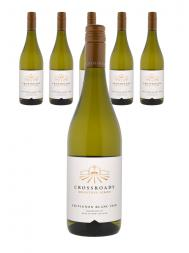 Crossroads Marlborough Sauvignon Blanc 2018 - 6bots