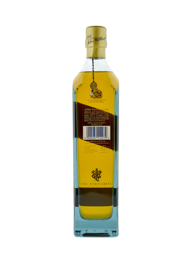 Johnnie Walker Blue Label 700ml - 6bots