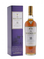 Macallan  18 Year Old Sherry Oak Single Malt 700ml