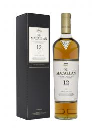 Macallan  12 Year Old Sherry Oak Single Malt 700ml