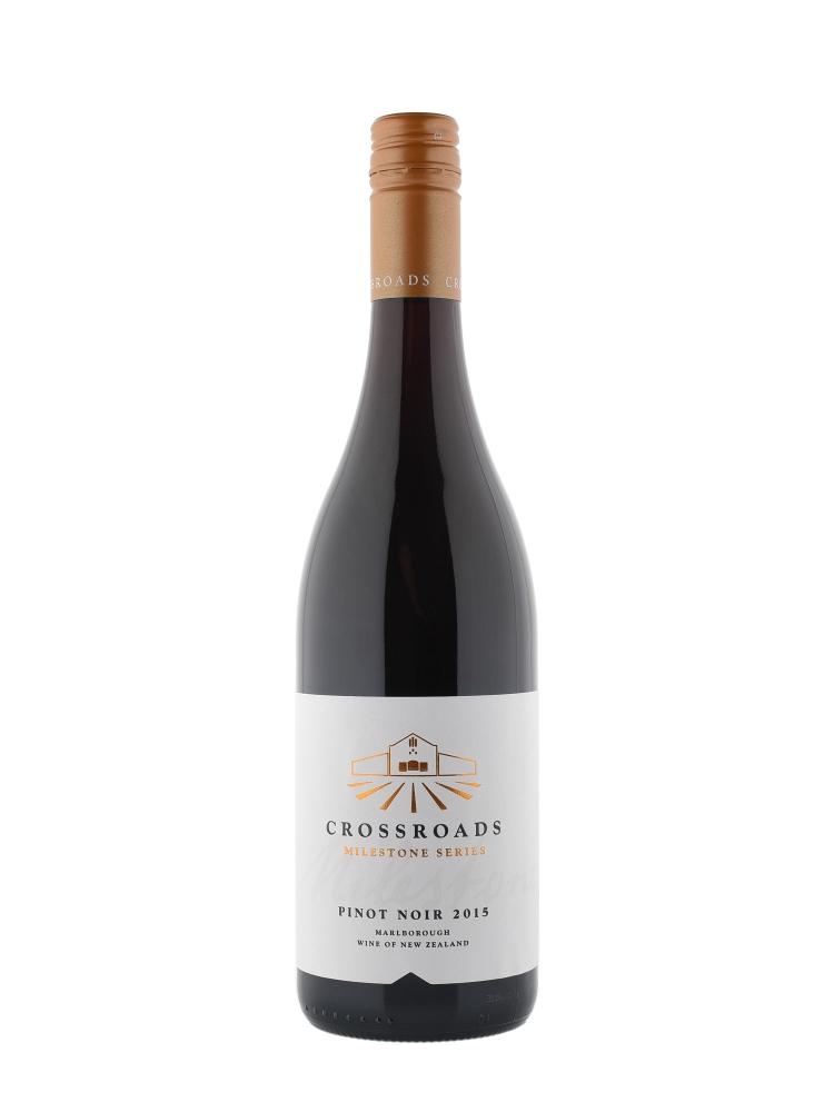 Crossroads Marlborough Pinot Noir 2015