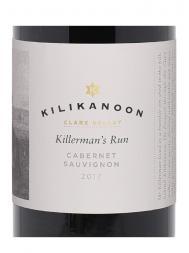 Kilikanoon Killerman's Run Cabernet Sauvignon 2017 - 6bots