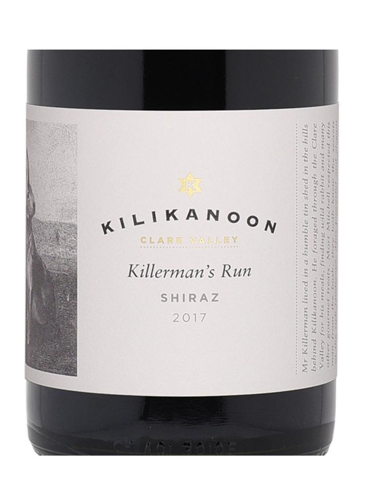 Kilikanoon Killerman's Run Shiraz 2017 - 6bots