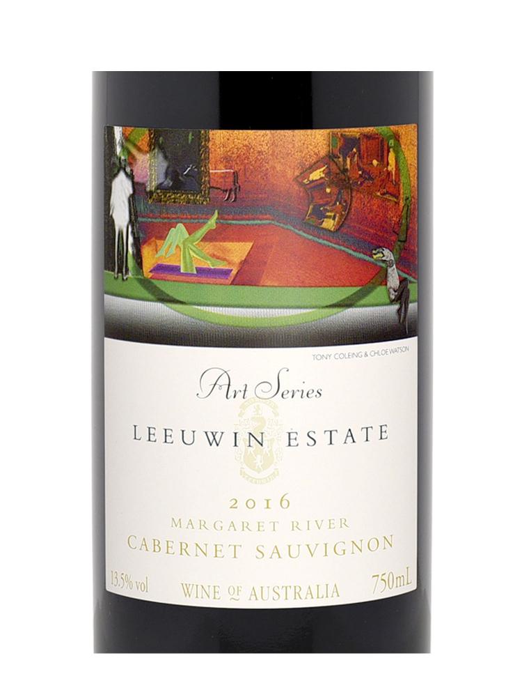 Leeuwin Estate Art Series Cabernet Sauvignon 2016 - 6bots