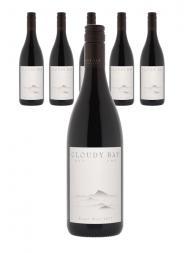 Cloudy Bay Pinot Noir 2017 - 6bots