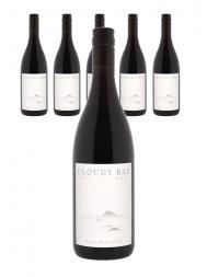 Cloudy Bay Pinot Noir 2018 - 6bots