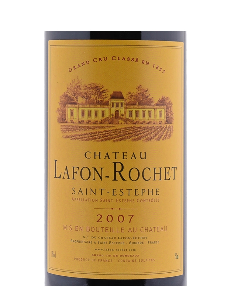 Ch.Lafon Rochet 2007