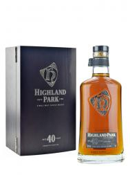 Highland Park 40 Year Old 700ml