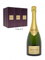 Krug Grand Cuvee 163eme Edition NV w/box - 6bots