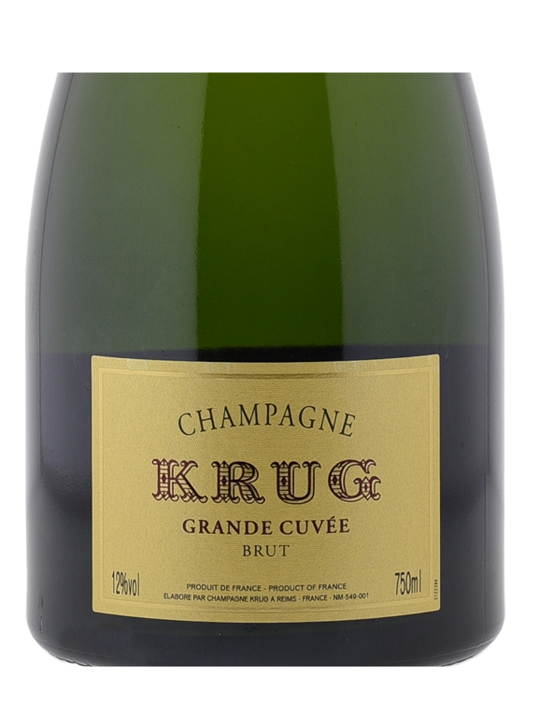 Krug Grand Cuvee NV