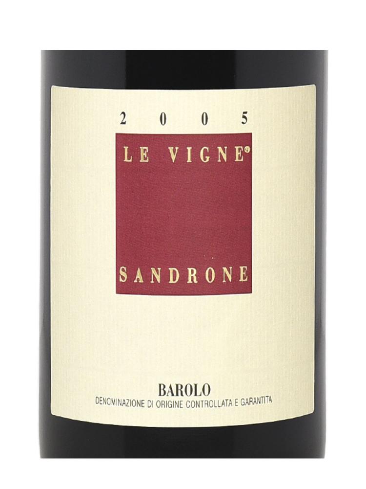 Luciano Sandrone Le Vigne Barolo DOCG 2005