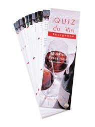 L'Atelier Wine Quiz Burgundy- English 567036