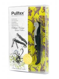 Pulltex Corkscrew Vintage Black 107771