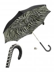 Pasotti Umbrella UMH20U Studd Handle Black