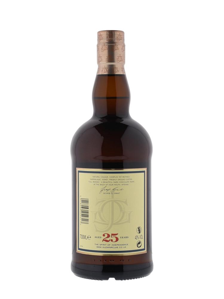 Glenfarclas 25 Year Old Single Malt Scotch Whisky 700ml