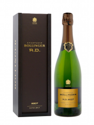Bollinger R D Extra Brut 2007 w/box