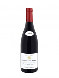Collection Bellenum Latricieres Chambertin Grand Cru 2007