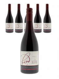 Steve Bird Pinot Noir Big Barrel Old Schoolhouse Vineyard 2010 - 6bots