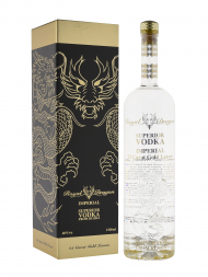 Royal Dragon Superior Vodka Imperial NV w/box 1500ml