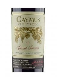 Caymus Special Selection Cabernet Sauvignon 2007