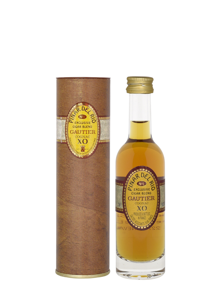Gautier Cognac XO Pinar Del Rio 50ml