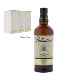 Ballantine's 21 Year Old Blended Scotch Whisky 700ml - 6bots