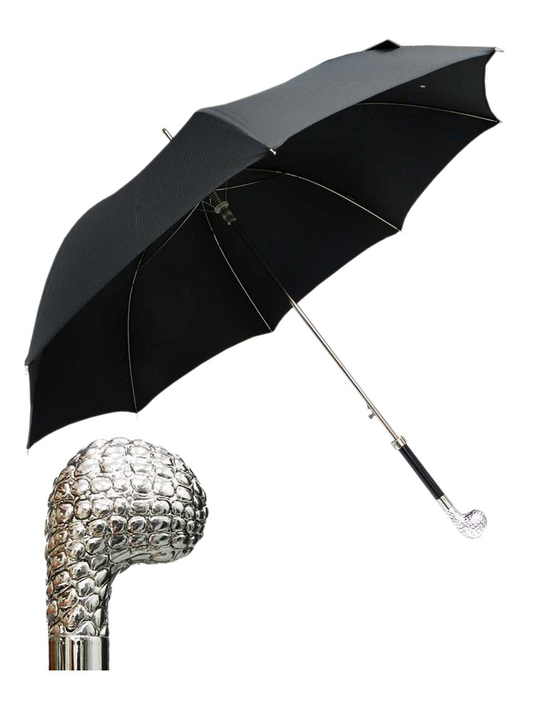 Pasotti Umbrella MAW42 Golf Club Handle Black