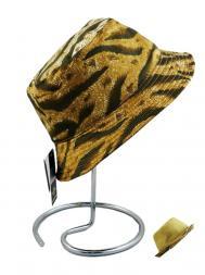 Pasotti Rain Hat Reversable Plain Panther
