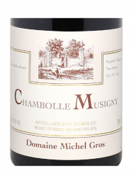 Michel Gros Chambolle Musigny 2016