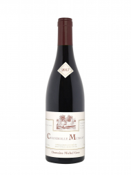 Michel Gros Chambolle Musigny 2017