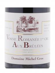 Michel Gros Vosne Romanee Aux Brulees 1er Cru 2014