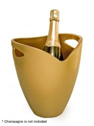 Pulltex Ice Bucket Gold 107629