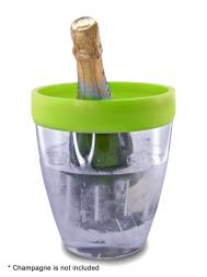 Pulltex Ice Bucket Silicone Green 107658