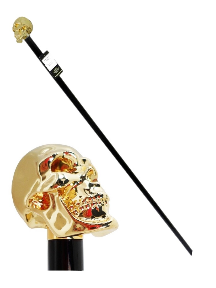 Pasotti Cane Skull Gold W33