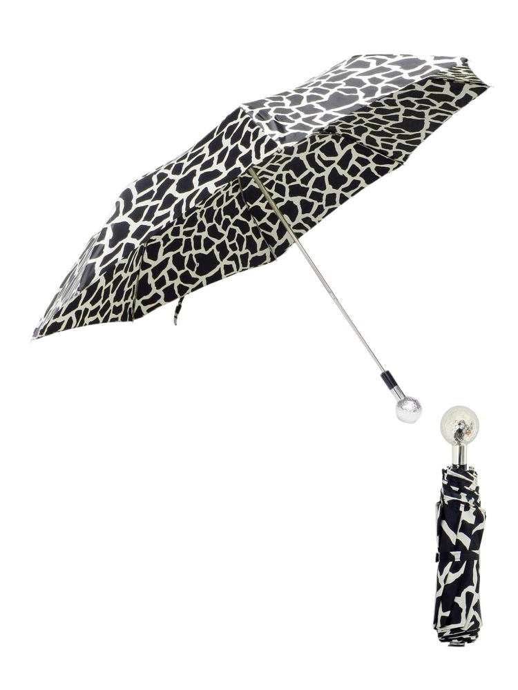 Pasotti Umbrella FMW82 Golf Ball Handle Black/White