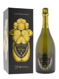 Dom Perignon Limited Edition Jeff Koons 2004 w/Box