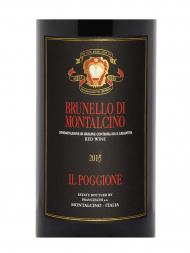 Il Poggione Brunello di Montalcino 2015 w/box 1500ml