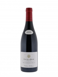 Collection Bellenum Clos de la Roche Grand Cru 2003