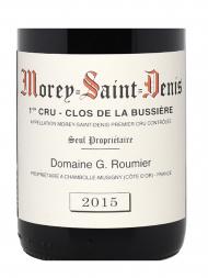 Georges Roumier Morey Saint Denis La Bussiere 1er Cru 2015