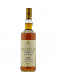 Macallan 1976 18 Year Old Sherry Oak (Bottled 1994) no box 700ml