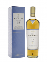 Macallan  15 Year Old Triple Cask Matured Single Malt Whisky 700ml