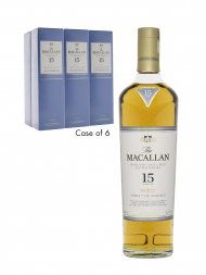 Macallan  15 Year Old Triple Cask Matured Single Malt Whisky 700ml - 6bots