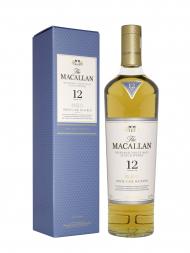 麦卡伦 12 年黄金三桶单一麦芽苏格兰威士忌 700ml