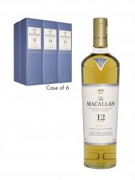 Macallan  12 Year Old Fine Oak (Triple Cask Matured) 700ml - 6bots