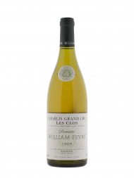 William Fevre Chablis Les Clos Grand Cru 1999