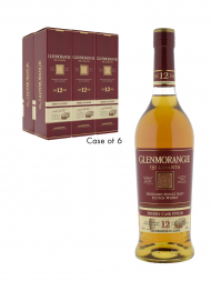 Glenmorangie 12 Year Old The Lasanta Single Malt 700ml - 6bots